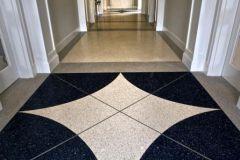 Custom Terrazzo Flooring Design Gallery D T Tile